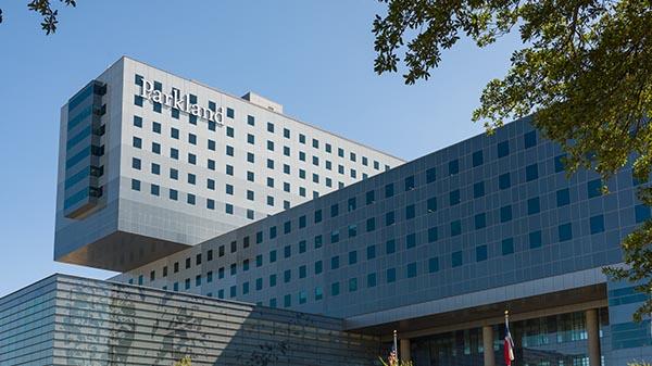 Parkland Memorial Hospital Dallas, Texas UT Southwestern Medical