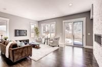 Luxury Transitional Style - Home Staging Design by White ...