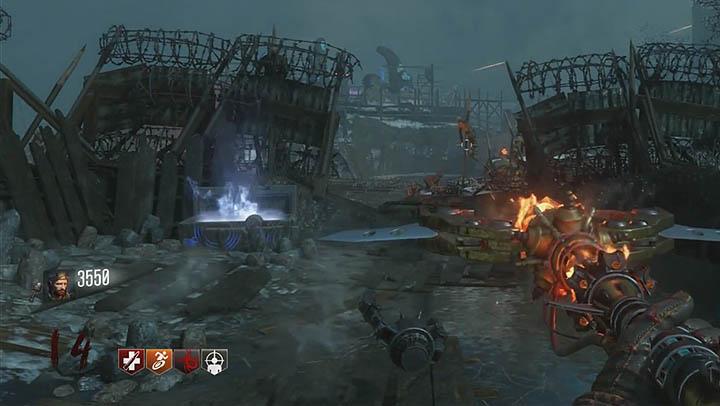 Origins Wind Staff Upgrade Steps - Zombies Chronicles (DLC 5