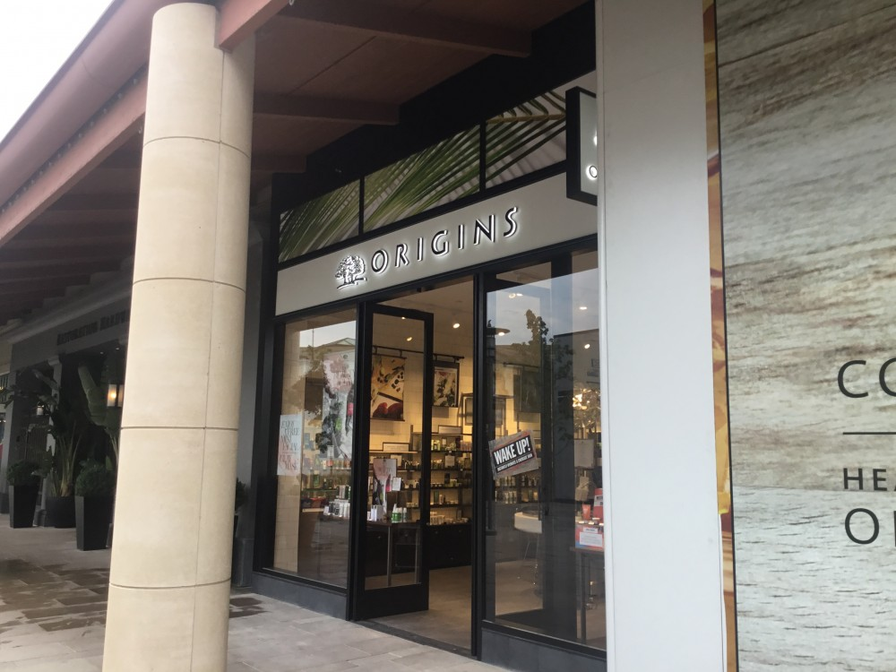 Origins 1618 Redwood Hwy Corte Madera, CA 94925 on 4URSPACE retail