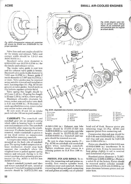 tecumseh engines wiring diagram i just got a replacement hp tecumseh