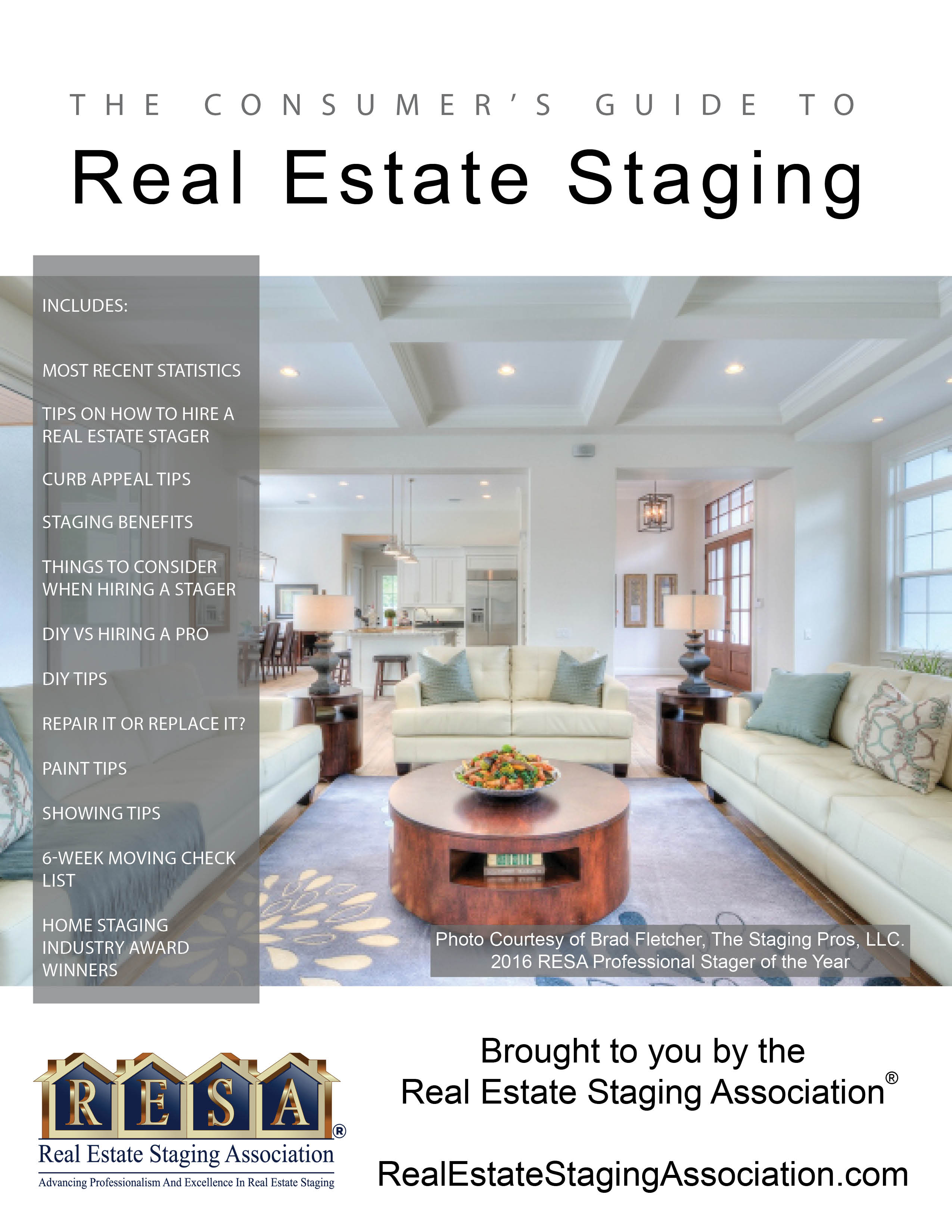 Home Stagging Resa Publications Resa