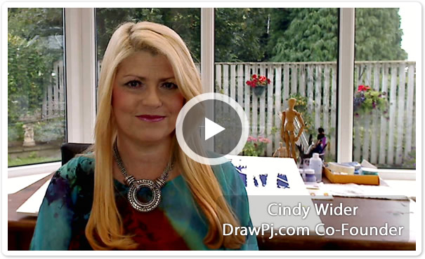 Welcome from Art Course Founder Cindy Wider