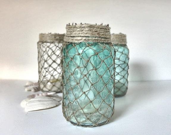 coastal-inspred-mason-jars
