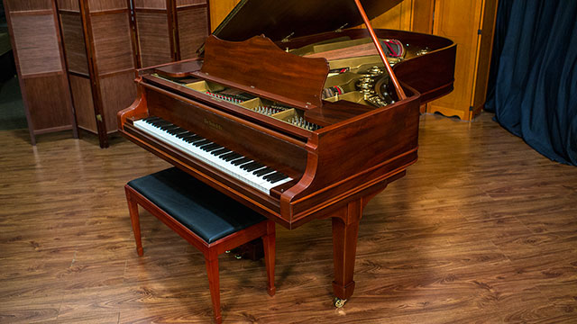 Wm Knabe Classic Semi-Concert Grand Piano eBay
