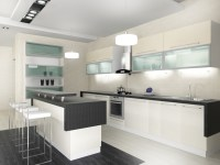 36 Beautiful White Luxury Kitchen Designs (Pictures)
