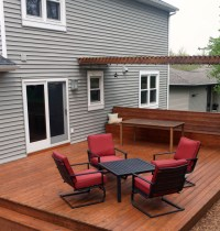 72 Wooden Deck Design Ideas (PHOTOS OF DESIGNS, SHAPES ...