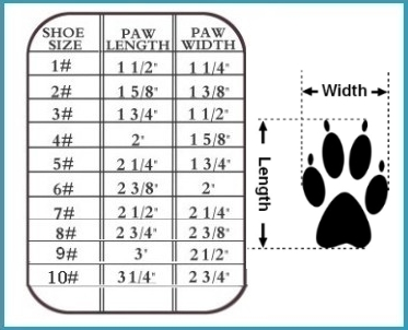 Waterproof Dog Boots For Snow Or Rain With Zippers In