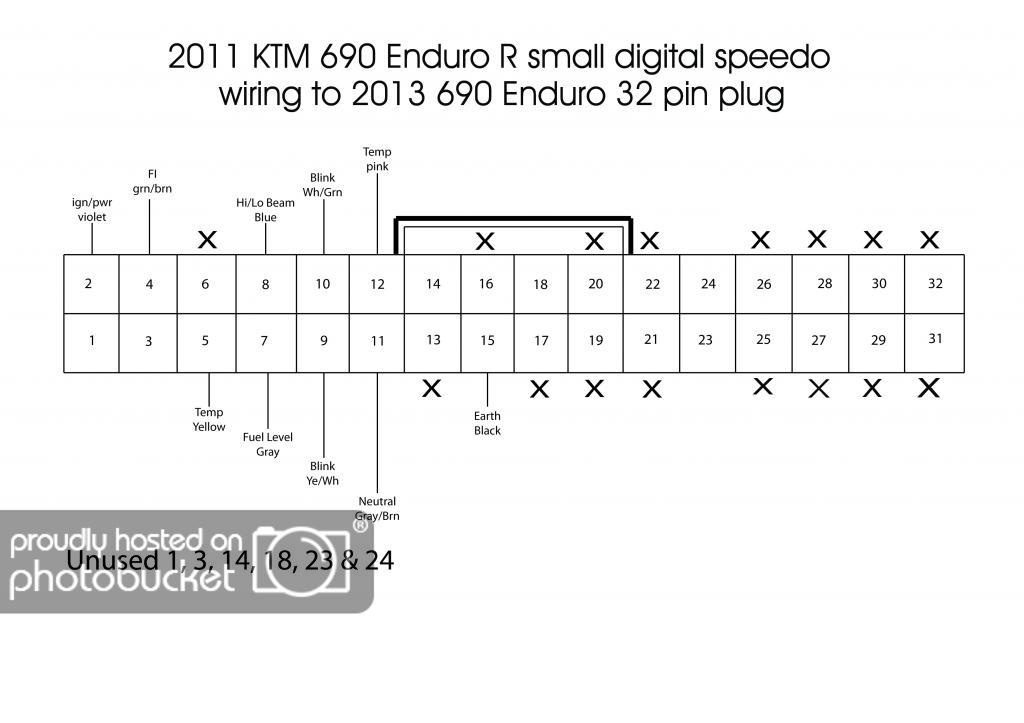 KTM 690 Enduro R 2013 Circuit Plan? Adventure Rider