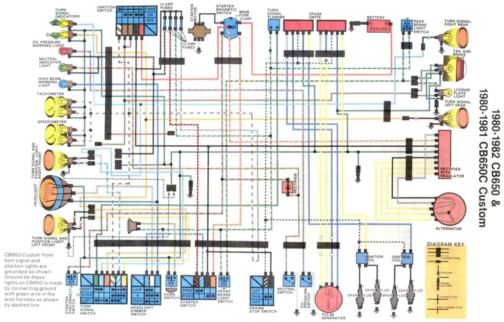 81 Suzuki 650 Wiring Diagram Wiring Diagram