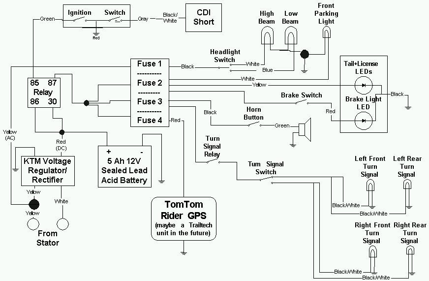 piaggio et2 wiring diagram