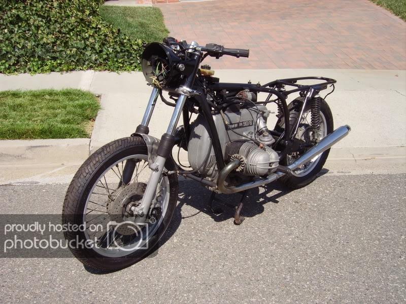 Help with R90/6 headlight wiring Adventure Rider