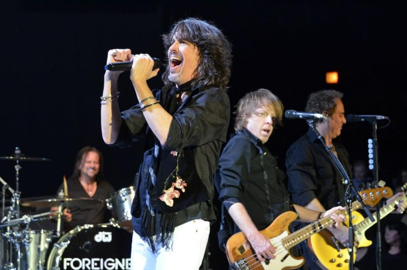 Foreigner at the NYCB Theatre at Westbury