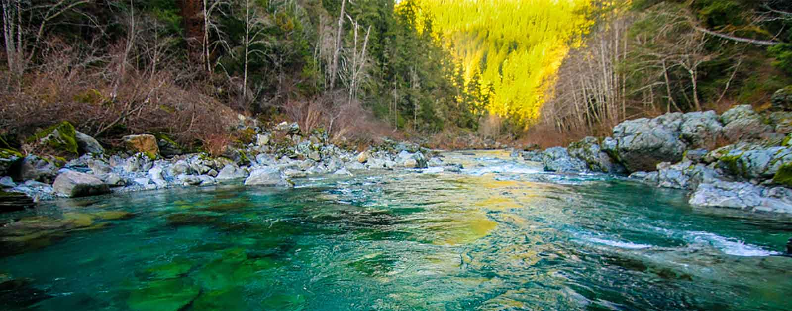 Desktop Wallpaper Fall Water What Makes A River Different Colors American Rivers