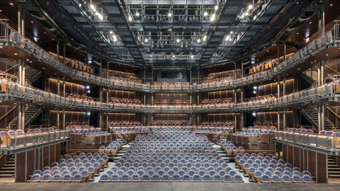 The Yard at Chicago Shakespeare · Buildings of Chicago · Chicago
