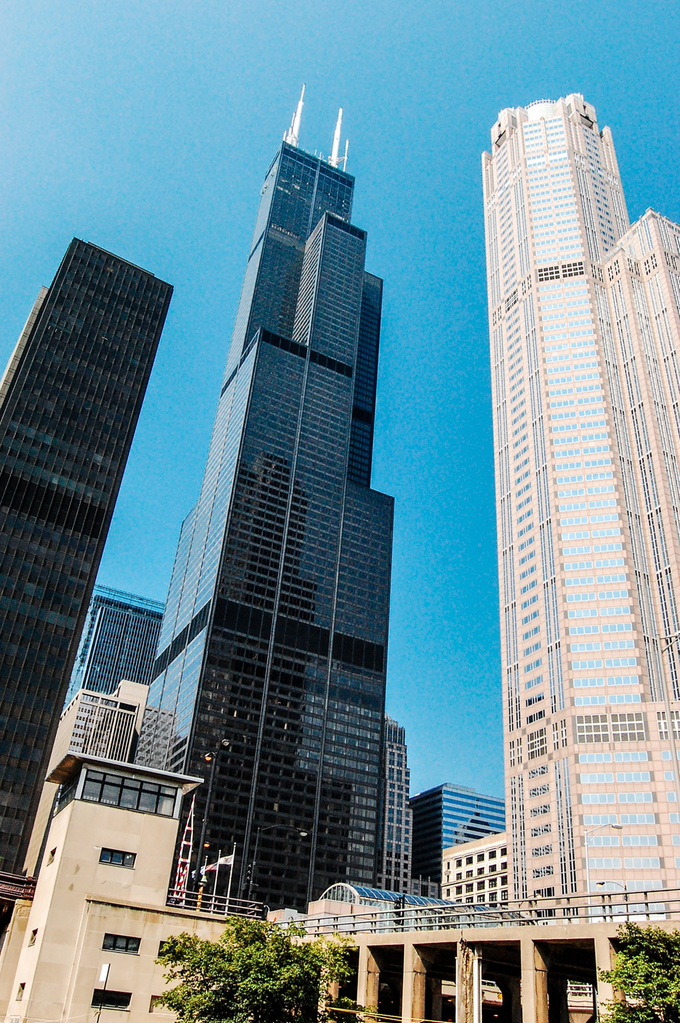 Images Of Willis Tower Willis Tower Buildings Of Chicago Chicago Architecture