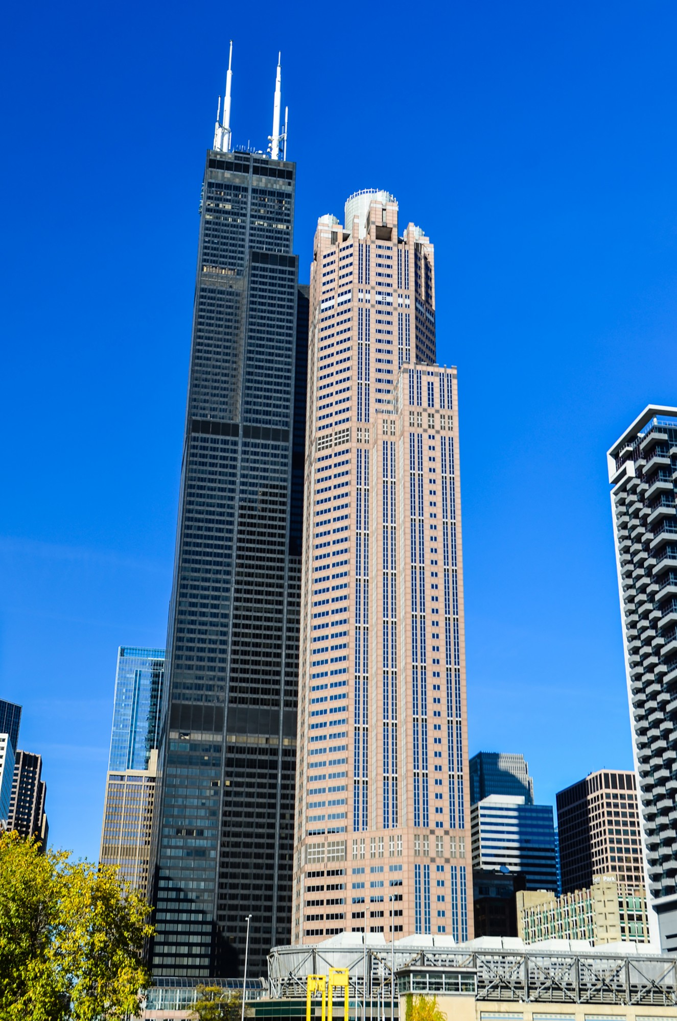 Images Of Willis Tower How Tall Is Willis Tower How Tall Is Man