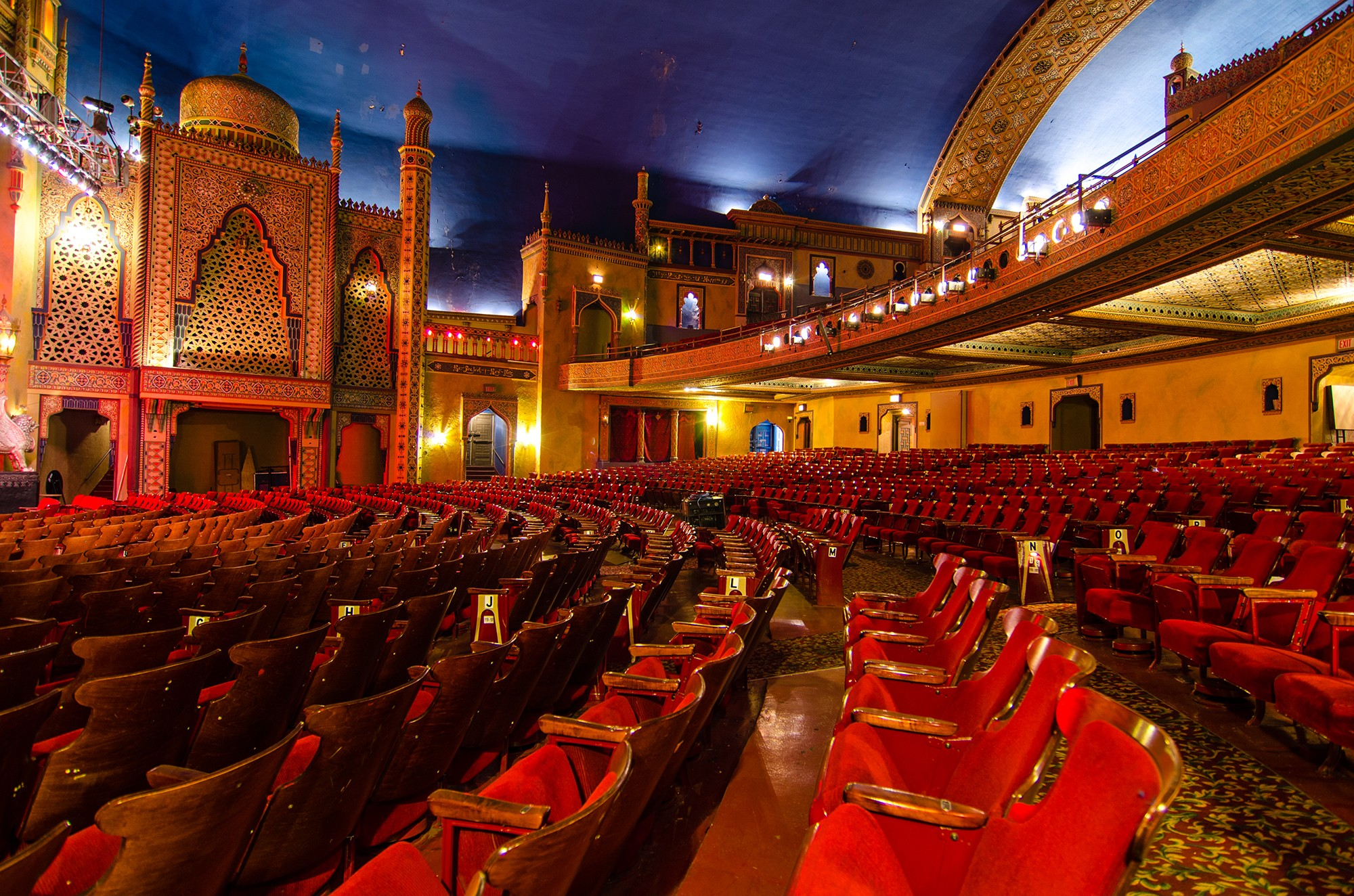 Avalon Regal Theater Sites Open House Chicago