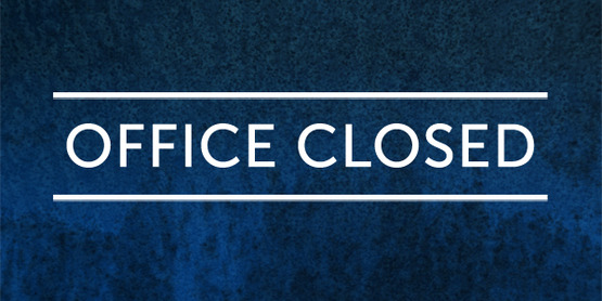 Cornell Cooperative Extension Holiday; Office Closed