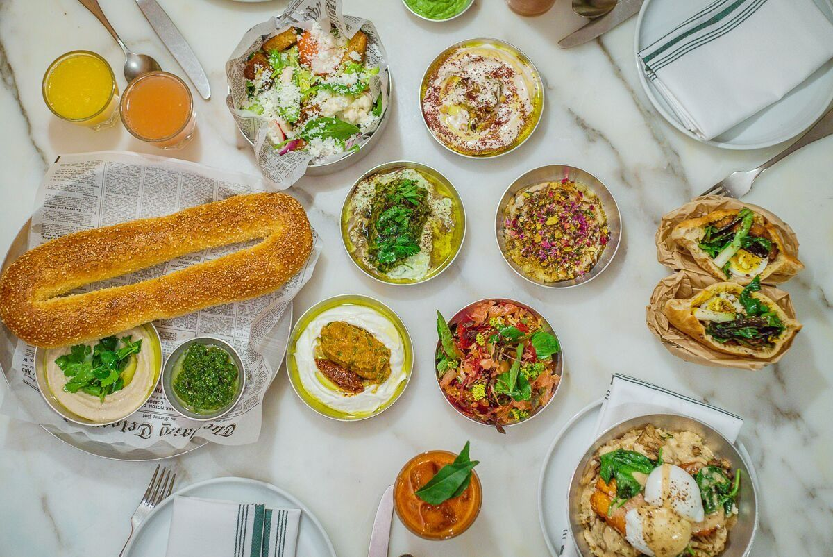 Brunch Best Nur Nyc Has New Brunch Menu By Chef Meir Adoni The Forward