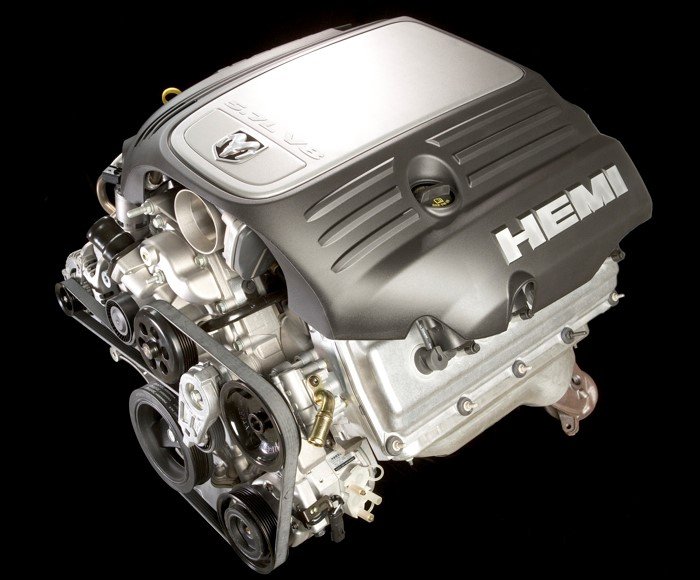 57L HEMI Anatomy Know Your Parts