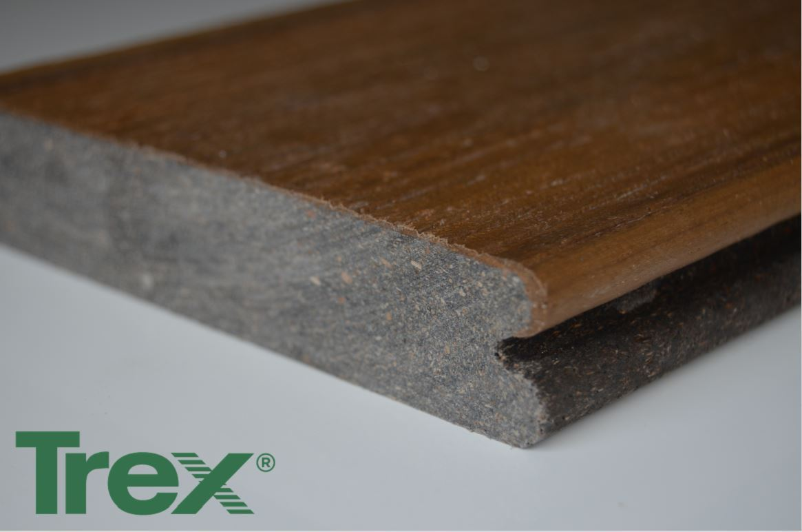 Synthetic Deck Boards Timbertech Vs Trex Timbertech Vs Trex Pricing Woodland Deck
