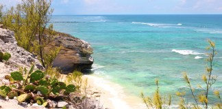 Long Island Scenery (Bahamas)