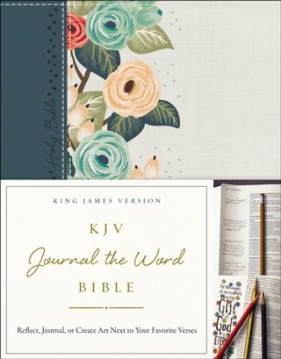 Thomas Nelson and Zondervan Release New Journal the Word Bibles