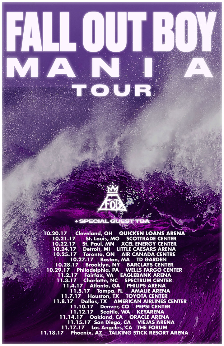 Fall Out Boy Mania Wallpaper Iphone Fall Out Boy Philadelphia Concert Tickets Fall Out Boy