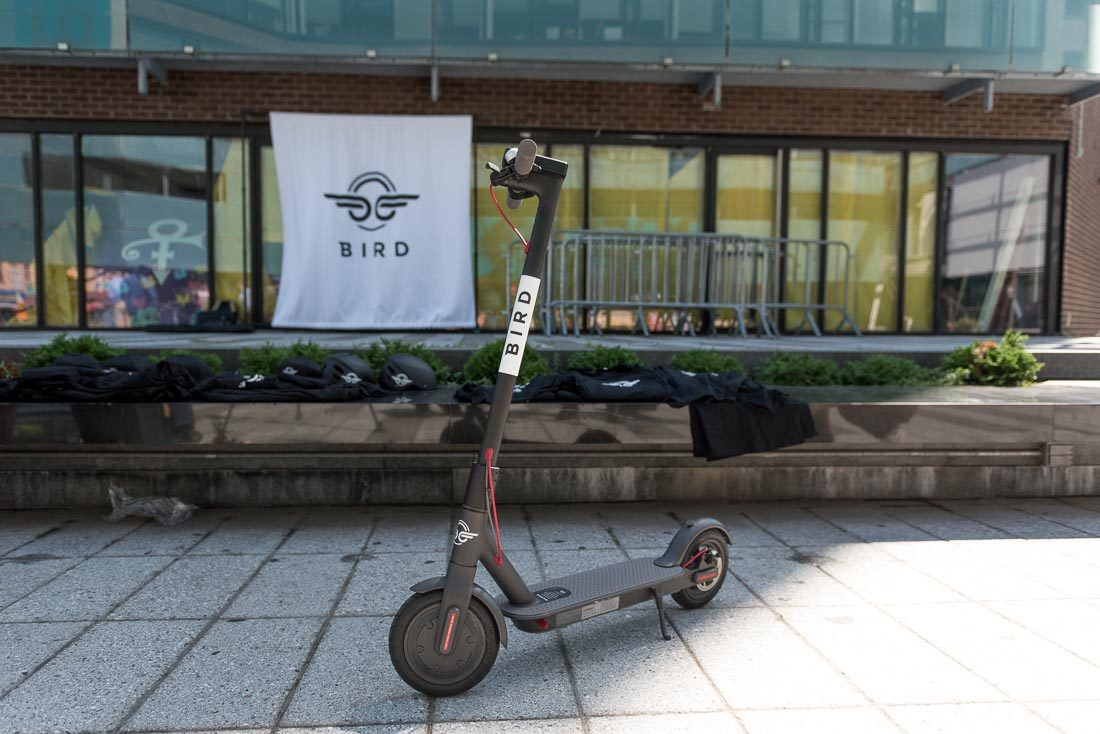 Dockless Ride Share Scooters Make Their Brooklyn Debut In