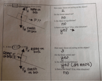 Worksheet #1 Free Body Diagrams | BetterLesson