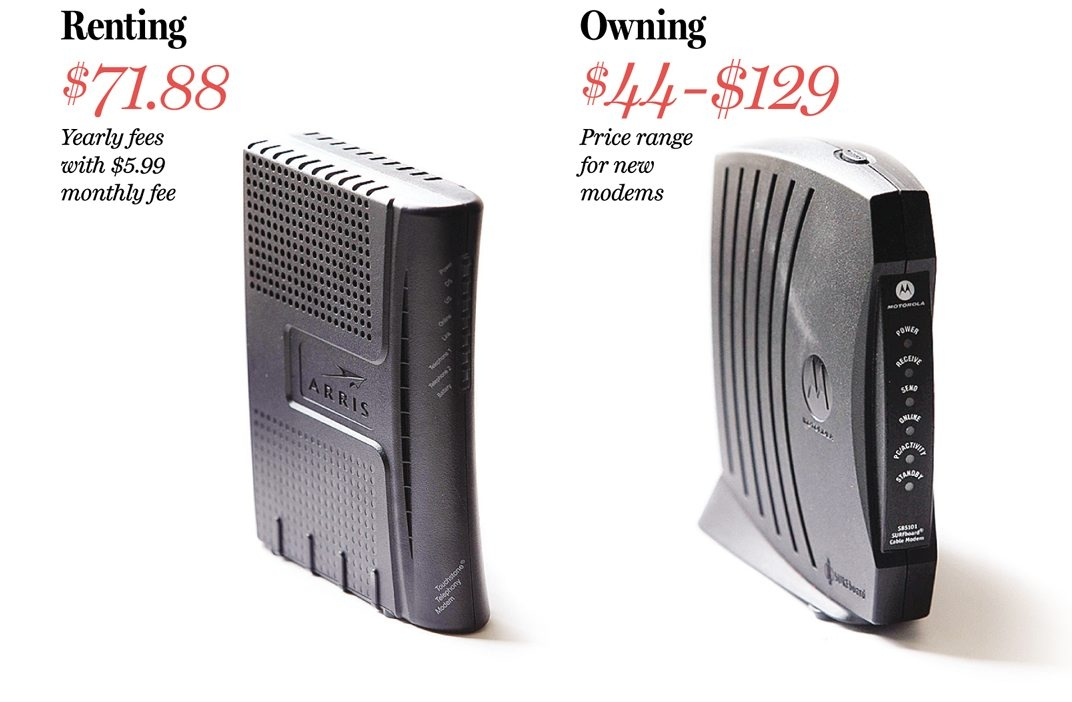 How to replace a rented cable modem with one you\u0027ve purchased \u2013 The