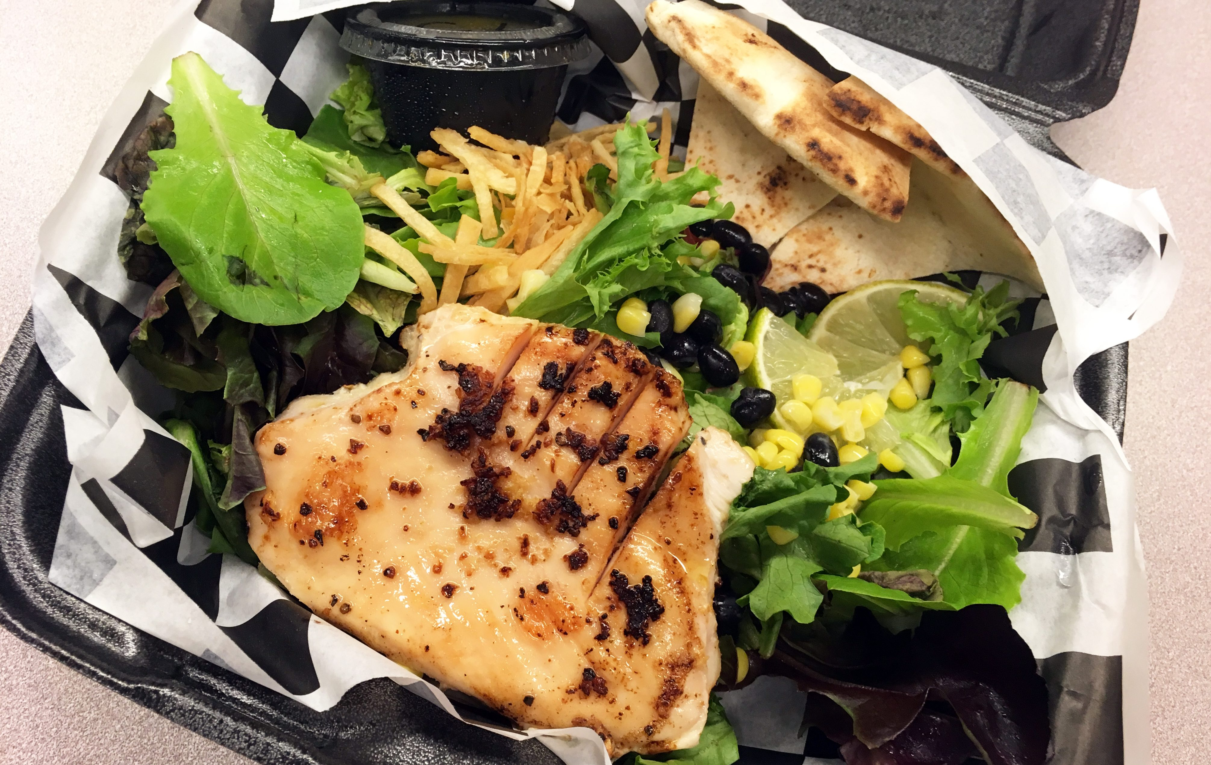 Cucina Povera Salad Tap Click Eat To Get Food At Home The Buffalo News