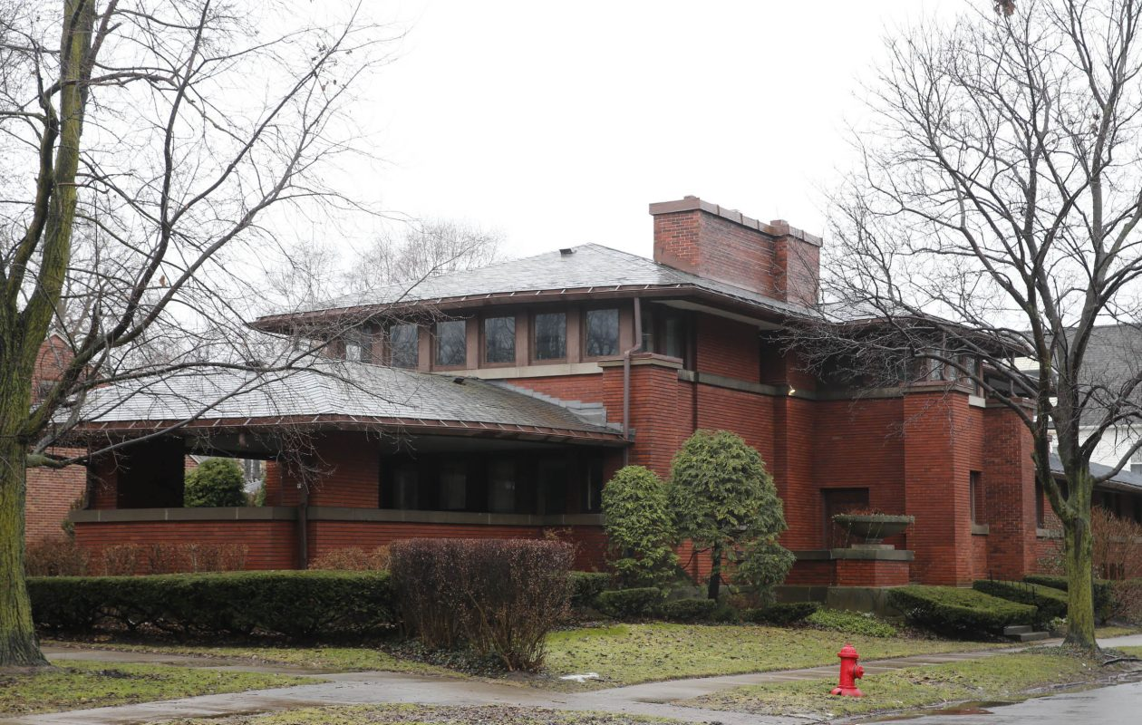 Frank Lloyd Wright Preservation Board Votes To Landmark Two Frank Lloyd Wright Homes