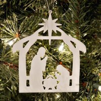 nativity christmas decorations | Billingsblessingbags.org