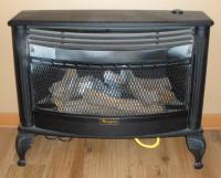 CHARMGLOW GAS FIREPLACE  Fireplaces