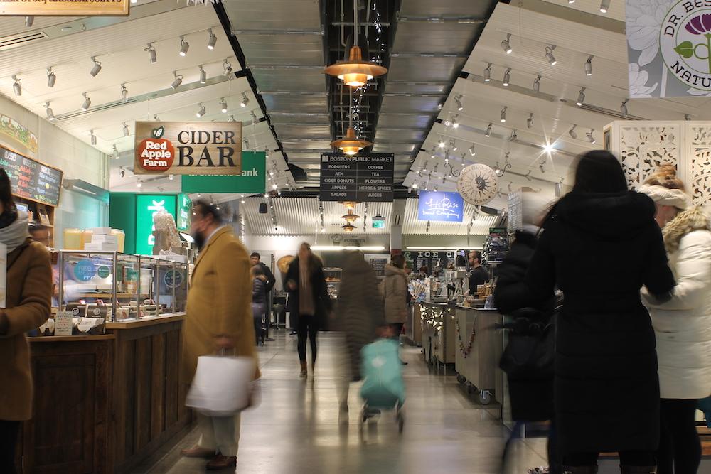 Boston Public Market About