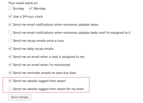 Don\u0027t miss anything with weekly activity reports - Breeze