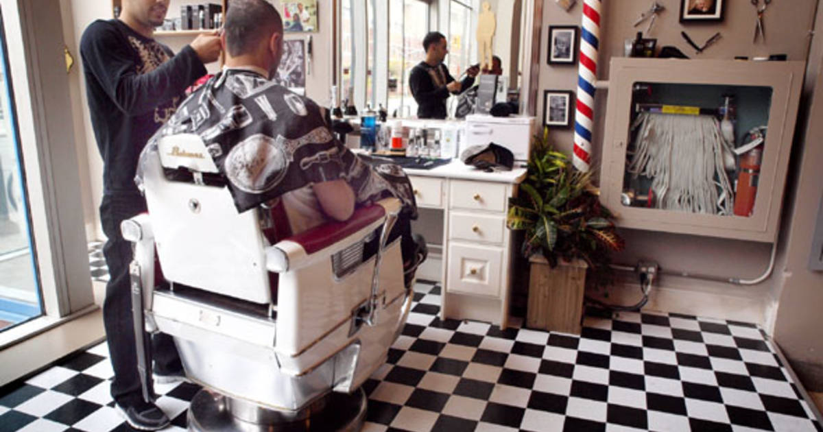The Re Birth Of The Barber Shop