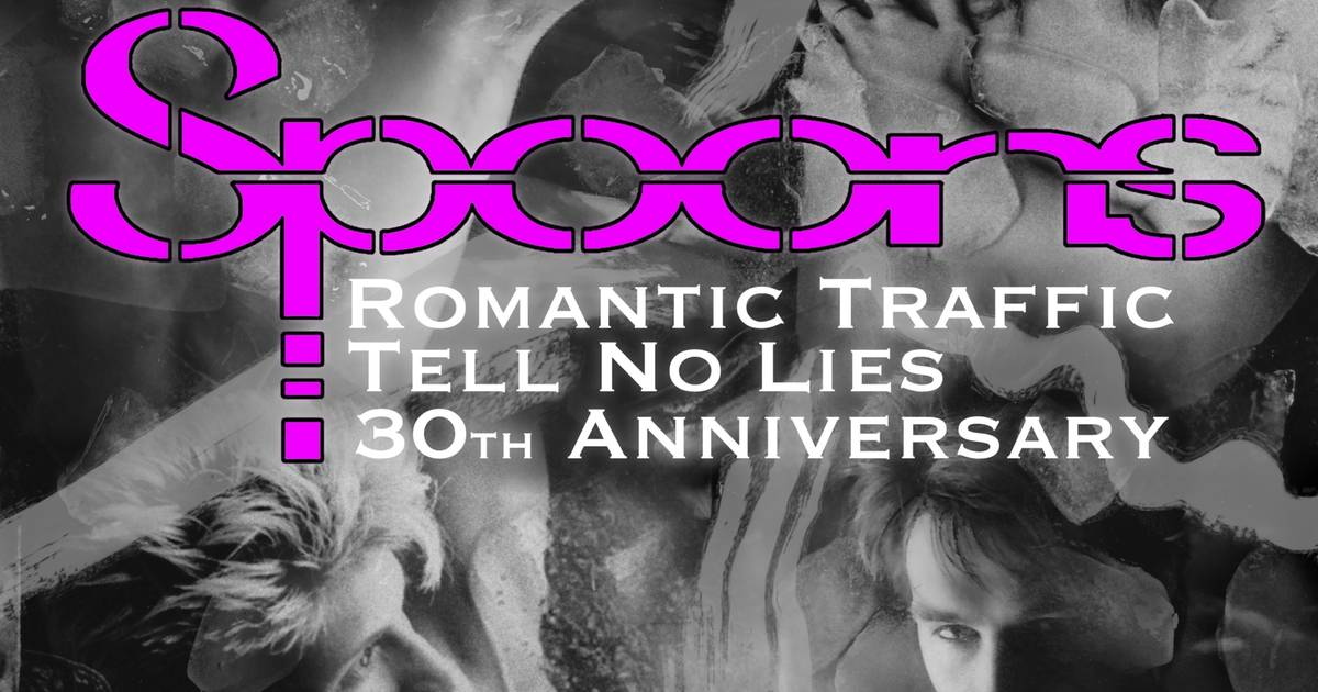 The Spoons 30th Anniversary Of Romantic Traffic Tell No