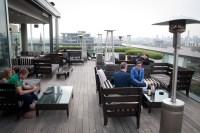 Toronto Patio Guide: Thompson Hotel Toronto