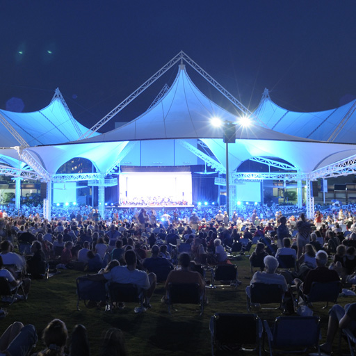 The Cynthia Woods Mitchell Pavilion Official Website