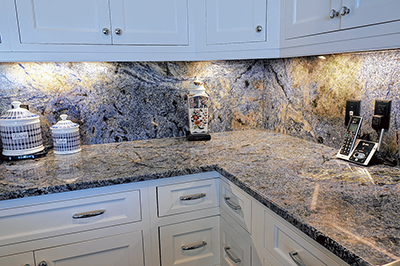 Blue Bahia Granite The Crown Jewel Of Stone Hilton Head Sun