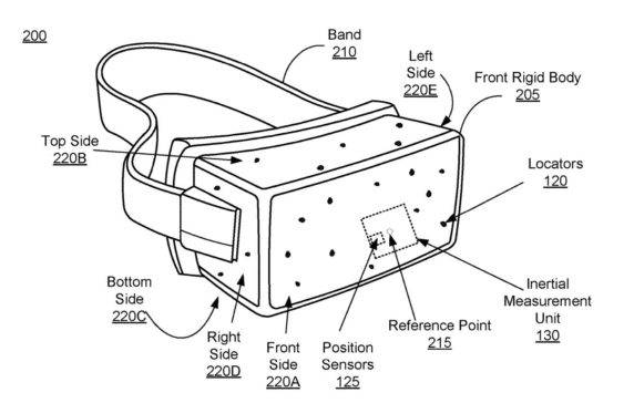 vr headset diagram