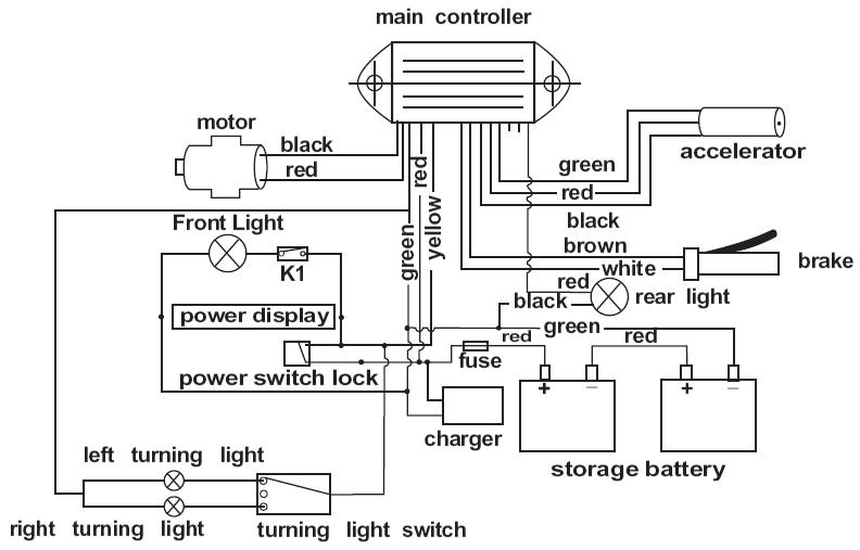 a2b metro electric bike wiring diagram