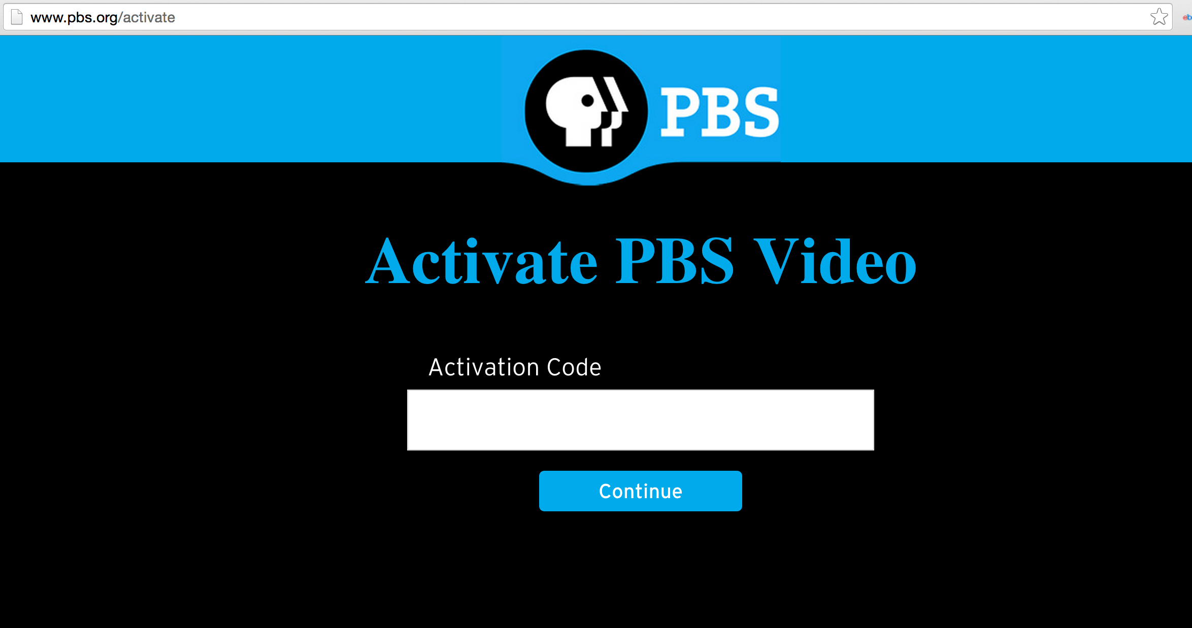 Create A New Roku Account How To Create Your Roku Account And Roku Activation Code How Do I Activate My Pbs App On Roku Pbs Main Product