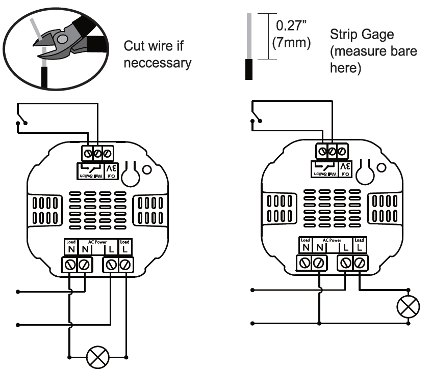 microswitch wiring diagram