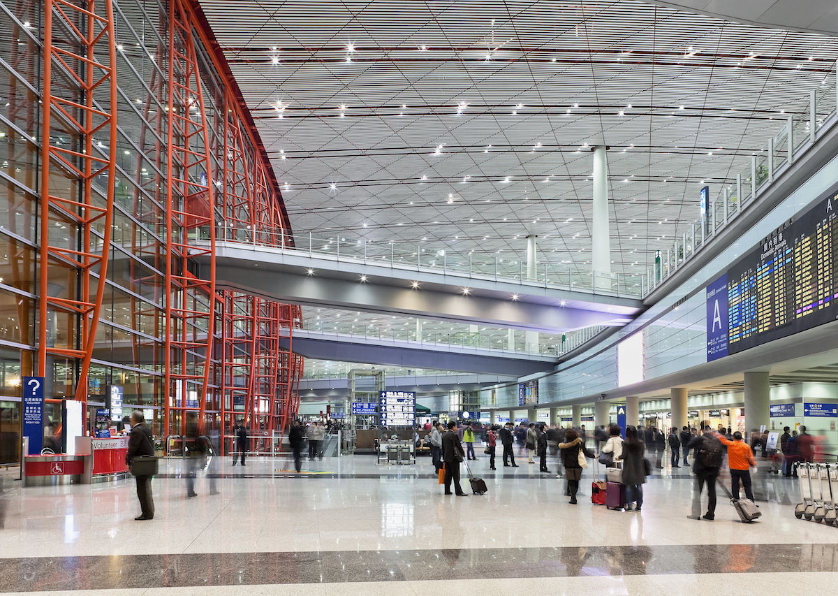 Flying Spaces Beijing International Airport: Where To Eat And Drink