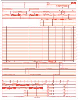 UB-04 Hospital Claim Forms Medical Coding Books - medical claim form