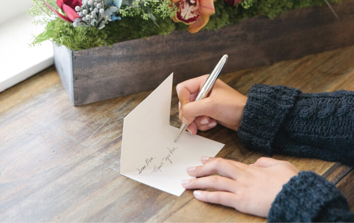 Gratitude with Grace How to Write A Thank You Card